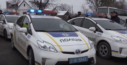 Вместо гаи основные трассы львовской области будет патрулировать полиция