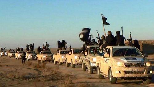 Внедорожник для исламиста