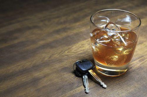 Во львове задержали водителя с 3.34 промилле алкоголя в крови