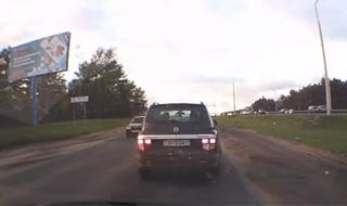 Водитель, выбросивший мусор из машины, оштрафован благодаря видеозаписи