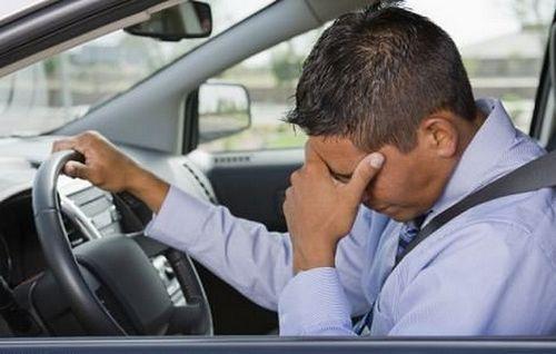 Водители с простудой опаснее выпивших
