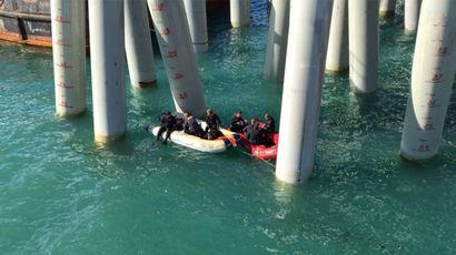 Водителя упавшего в море на тамани автобуса приговорили к 4,5 годам колонии