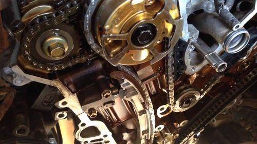 Водяной насос двигателя: устройство, ремонт