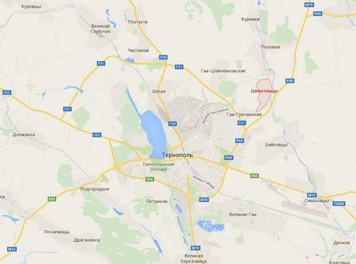 Вокруг тернополя предложили построить платную дорогу