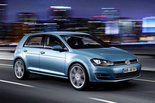 Volkswagen обыграл всех в «гольф»