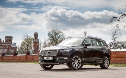 Volvo: традиции, инновации… роскошь («автостат»)