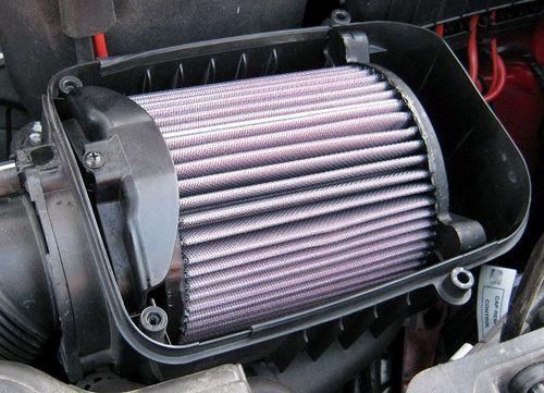 Воздушный фильтр: виды, конструкция, применяемость