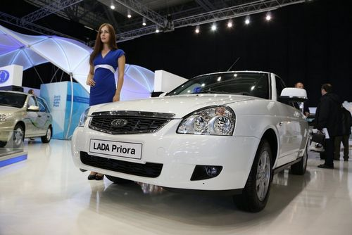 Впервые lada priora получила немецкий предпусковой нагреватель
