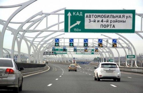 Вроссии началось строительство первой платной автомагистрали - «транспорт»