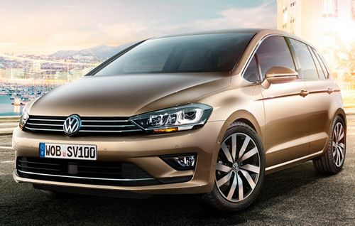 Vw golf sportsvan – наследник golf plus