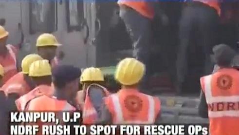 Вжелезнодорожной катастрофе насевере индии погибло неменее 96 человек — происшествия, новости азии — eadaily - «транспорт»