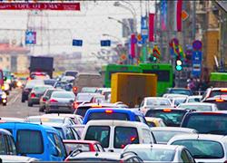 Законопроект о введении госпошлины на транспортное средство принят парламентом в первом чтении