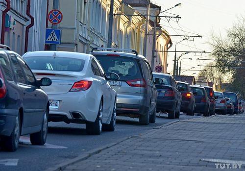 Заторов станет меньше. в гродно расширят одну из самых оживленных улиц