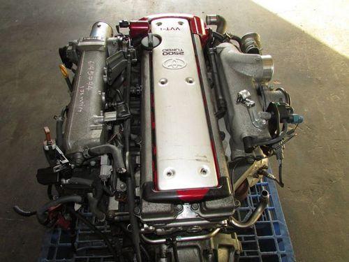 Знакомство с моторами серии 1jz